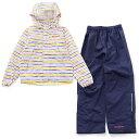 【送料無料】Columbia(コロンビア) Grass Valley Youth Patterned Rainsuit Kid's L 199(Multi Bo...