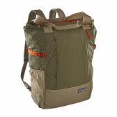 【送料無料】パタゴニア(patagonia) Lightweight Travel Tote Pack(ライトウェイト トラベル トート パック) 22L FTGN(Fatigue Green) 48808【SMTB】