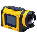 Kodak PIXPRO(コダック ピクスプロ) SP1 EXTREME アクションカメラセット SP1EXTREME