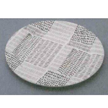 エコソウライフ(ECOSOULIFE) Large Dinner Plate(Style Life) Black&Sand 14652