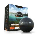 FOCAL POINT(フォーカルポイント) Deeper Pro+(ディーパー プロ+) ワイヤレススマート GPS 魚群探知機 FRI-BT-000004