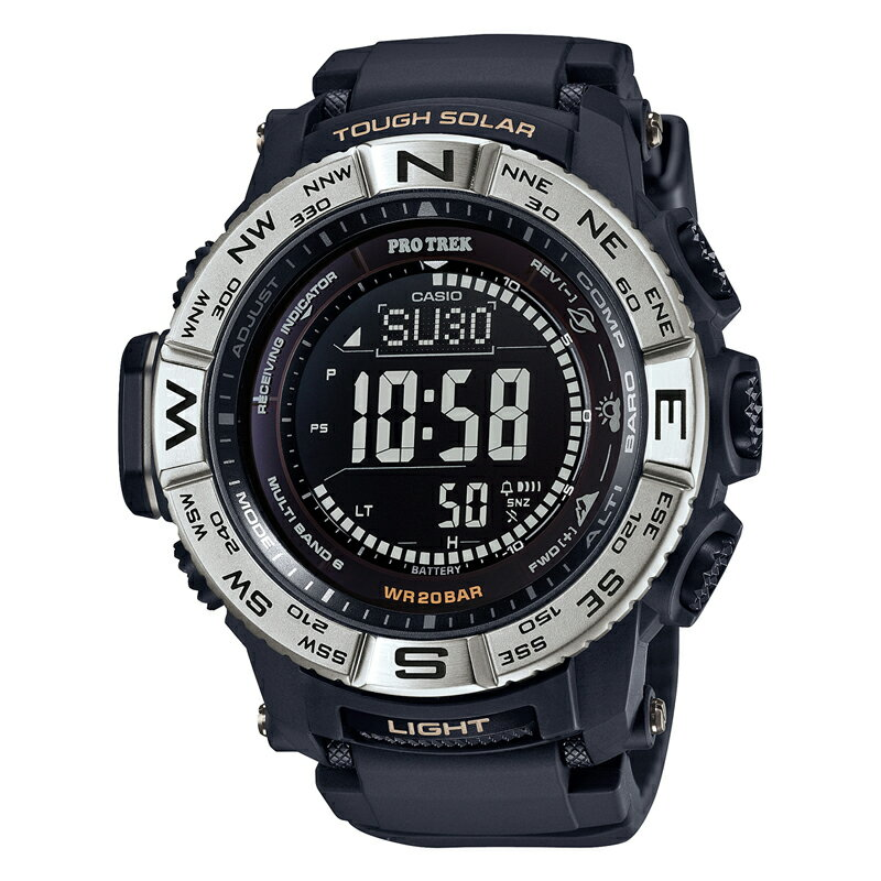【送料無料】PROTREK(プロトレック) 【国内正規品】PRW-3510-1JF【SMTB】 PROTREK(プロトレック) 時計