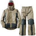 ロゴス(LOGOS) 防水防寒スーツ プロップ L 60(サンド) 30338602