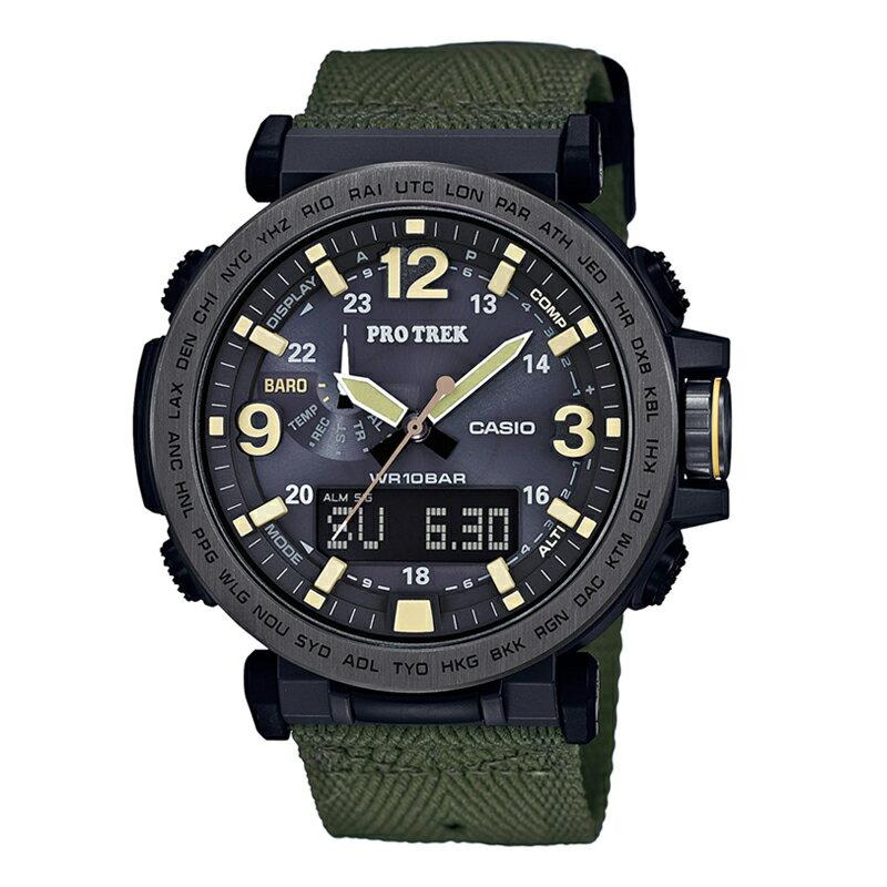 【送料無料】PROTREK(プロトレック) 【国内正規品】PRG-600YB-3JF【SMTB】 PROTREK(プロトレック) 時計