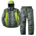 【送料無料】ロゴス(LOGOS) 透湿防水防寒スーツ ジェフ M 25(チャコール) 30368253【SMTB】