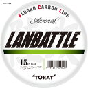東レモノフィラメント(TORAY) ソラローム ランバトル 100m 6LB ナチュラル S75L