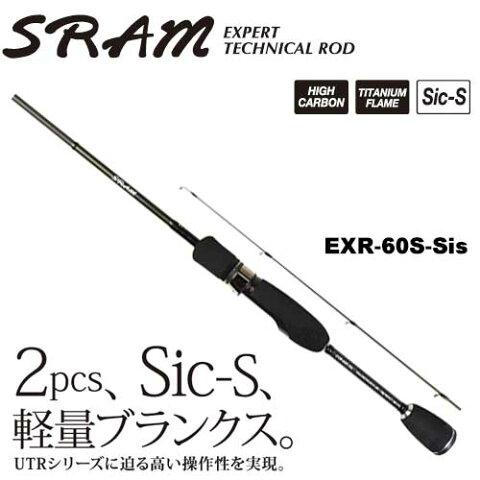 TICT(ティクト) SRAM (スラム) EXR−60S−Sis