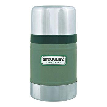 STANLEY/スタンレー クラシック真空フードジャー 0.5L グリーン