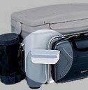 シマノ(SHIMANO) 小出し餌箱 ライトグレーxホワイト CS-001X ライトグレー