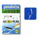 がまかつ(Gamakatsu) 小アジ発光シラスサビキ 鈎4/ハリス0.8 金