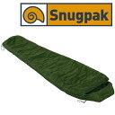 Snugpak(スナグパック)ソフティー9 ホーク RH(右ファスナー) ミリタリーグリーン