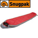 Snugpak(スナグパック) スリーパーライトキャンピング レッド×...