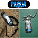 PAQUA (パクア) クリア ブラック/クリア