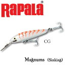 Rapala(ラパラ) カウントダウンマグナム CD-7MAG CG