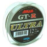 サンヨーナイロン GT?Rウルトラ 600m 10lb コンバットグリーン