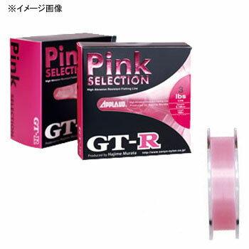 サンヨーナイロン GT−R PINK−SELECTION 300m 6lb ピンク