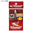 シャウト(Shout!) マダイアシストシングルフック S 27-MS
