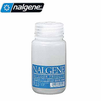 ナルゲン 広口丸形ボトル 125ml