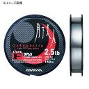 ダイワ(Daiwa) 月下美人ライン TYPE−F 150m 2lb ナチュラル 04625393