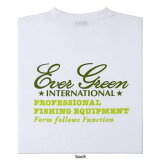 Evergreen(EVERGREEN)干燥T恤C类型M 白[エバーグリーン(EVERGREEN) ドライTシャツ Cタイプ M ホワイト]