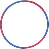 【送料無料】鉄人倶楽部 KW−724 シェイプアップフラフープ ブルー×レッド【あす楽対応】【SMTB】