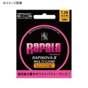 【送料無料】 Rapala(ラパラ) ラピノヴァ・エックス マルチゲーム 100m 0.4号 ピンク RLX100M04PK【あす楽対応】【SMTB】