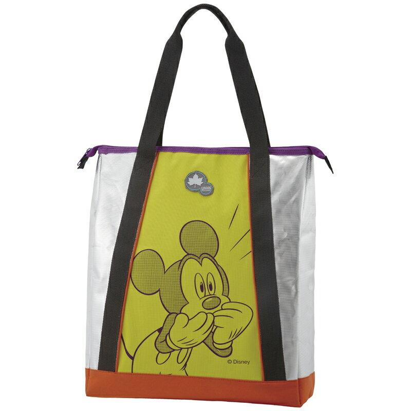 ロゴス クーラーバッグ ミッキーマウス ビーチクーリングバッグ