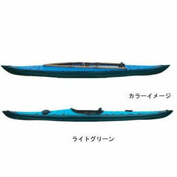 フジタカヌー(FUJITA CANOE) 470 NOAH(ノア) D:ライトグリーンB:チャコールグレー PE-2