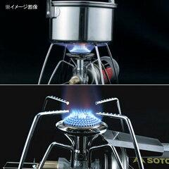 SOTOレギュレーターストーブ燃料+風防セット【あす楽対応】