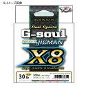 YGKよつあみ リアルスポーツ G−soul スーパージグマン X8 200m 0.8号/16lb
