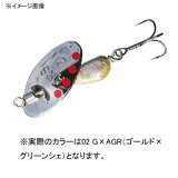 史密斯(SMITH LTD)AR?spinner 鳟鱼模型壳牌 3.5g 02 GAGR[スミス(SMITH LTD) エーアール?スピナー トラウトモデル シェル 3.5g 02 GAGR]