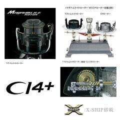 シマノ(SHIMANO)エクスセンスCI4+4000S12EXSCI4+4000SSCM
