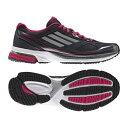 adidas(アディダス) AJP-D65771 adizero Boston 4 W 23.0cm (D65771)ナイトシェイド×テックグレーメット