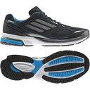adidas(アディダス) AJP-G97974 adizero Boston 4 25.0cm (G97974)ナイトシェイド×ネオアイロンメット