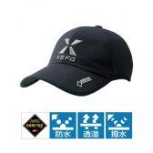 シマノ(SHIMANO) CA−210M XEFO・ゴアテックスRオールウェザーキャップ キング ブラック CA-210M ブラック K