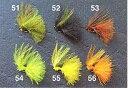 オーナー針 ストリーマーマラブー M−5612 #12 56オレンジ