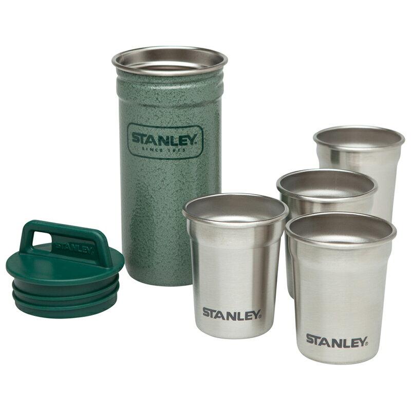 STANLEY/スタンレー アドベンチャーショットグラスセット グリーン