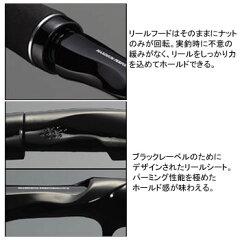 ダイワ(Daiwa)ブラックレーベル661MLMRB