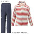 【送料無料】HELLY HANSEN(ヘリーハンセン) HOE11400 SCANDZA HELLY RAIN SUIT WM R1(ボーダーレッド)【SMTB】