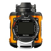 リコー(RICOH) 防水アクションカメラ OR(オレンジ) WG-M1 OR