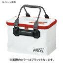 プロックス(PROX) EVA角バッカンDXフタ把手付 36cm ブラック PX90336K