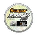 クレハ(KUREHA) シーガー FXR船 100m 20号 クリア