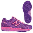 new balance(ニューバランス) KIDS KID'S&JUNIOR 17.0cm PURPLE×PINK NBJ-KJ980PPY