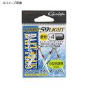 がまかつ(Gamakatsu) アシスト59 ライト ベイトプラス #1 シルバー 68169