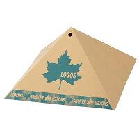 ロゴス(LOGOS) LOGOSの森林 ピラミッド・スモークカバー 81066030の画像