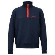 Marmot(マーモット) Sweat Snap Shirt(スウェットスナップシャツ) Men's M ANV(アークティックネイビー) TOMMJB64