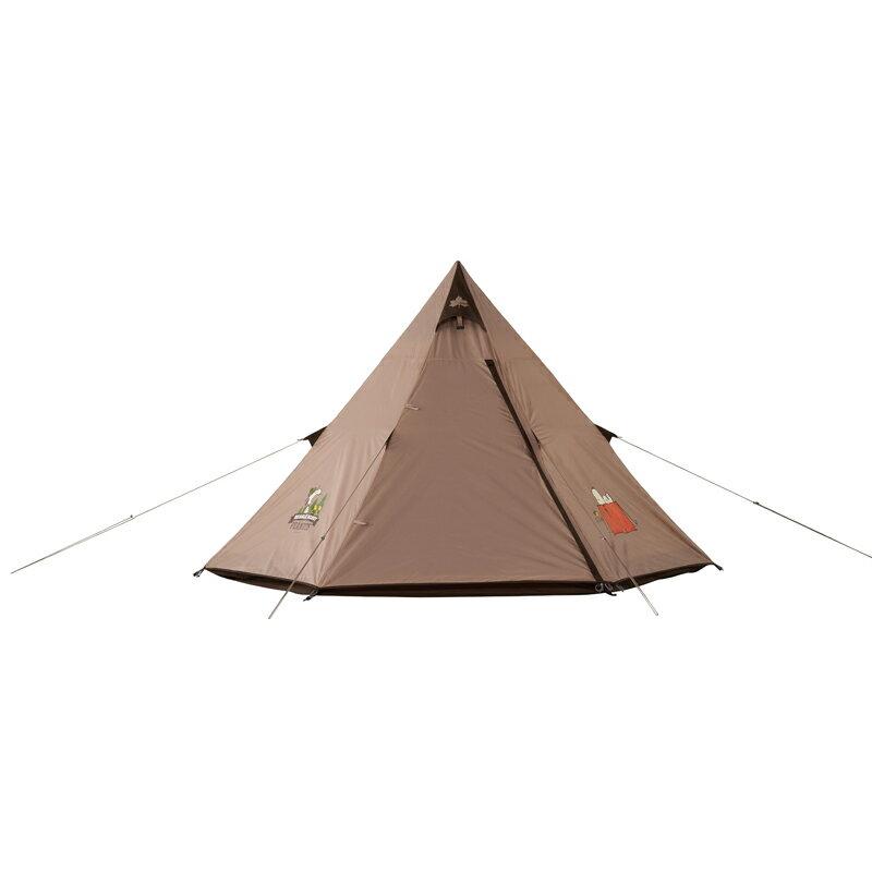 ロゴス(LOGOS) SNOOPY Tepee テント