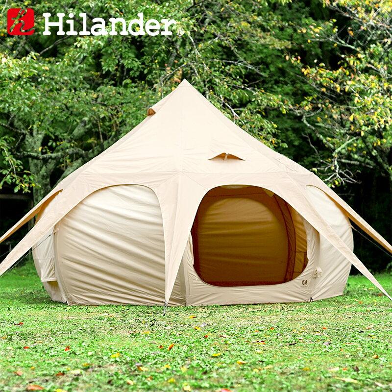 ハイランダー (Hilander) 蓮型テント NAGASAWA 400 HCA0280