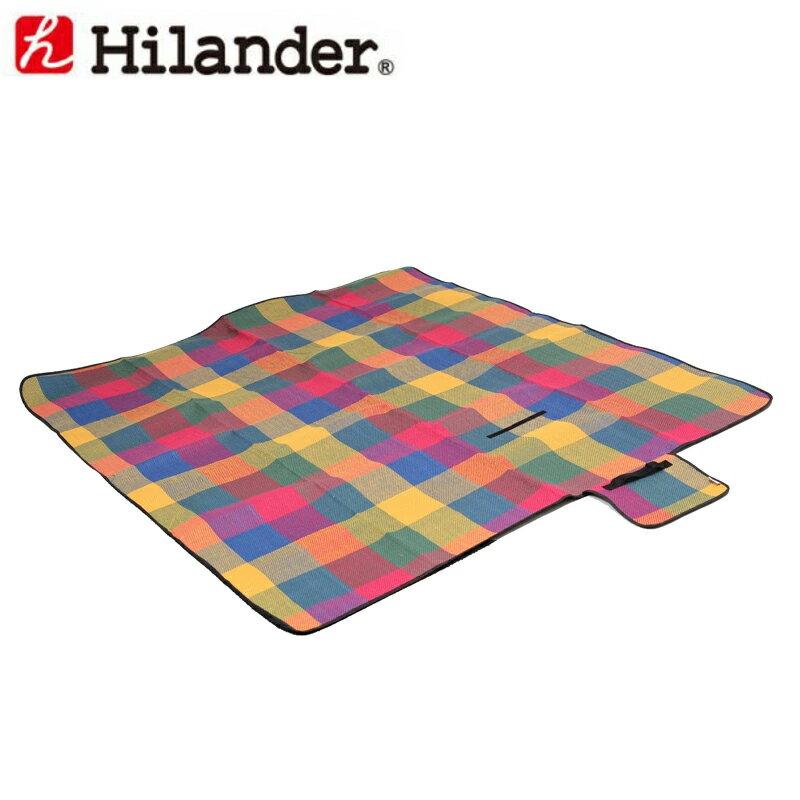 Hilander(ハイランダー) チェックレジャーシート HCA0197