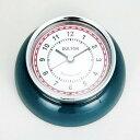 乐天商城 - KITCHEN CLOCK DARK GREEN/100-193DG キッチン クロック ミニサイズ マグネット 時計 DULTON(ダルトン)